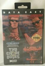 Two Crude Dudes (Sega Genesis, 1991) Brand New, Sealed