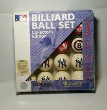 NY Yankee/ Boston Red Sox MLB  Officially Licensed Billiard Ball Set