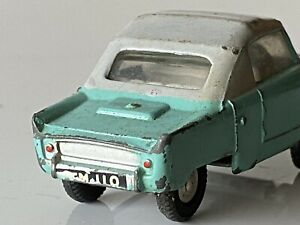Triang Spot On 1:43 Friskysport Rare Classic Car Model Metal Vintage Toy Motor