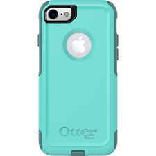 "Otterbox Case for Apple iPhone 7 (4.7"") Commuter Series PC + Rubber Aqua Mint"