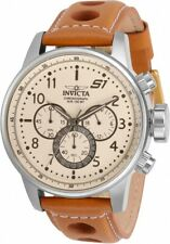 Invicta S1 Rally Chronograph Quartz White Dial Men's Watch 30914