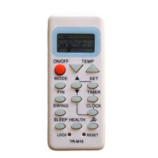 Haier aircon air cond aircond remote control replacement spare part YR-M10 new