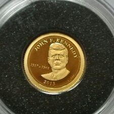 SAMOA 5$ OR PUR 999,9 /GOLD J.F KENNEDY 2013 0,50G