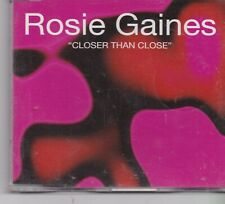 Rosie Gaines-Closer Than Close cd maxi single 6 tracks
