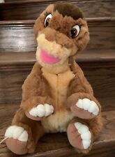 "The Land Before Time Littlefoot Dinosaur 16"" Plush J.C. Penney 1988 Vintage Gund"