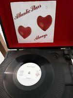 """Atlantic Starr – Always Vinyl 7"""" p/s Single 1987 w 8455"""