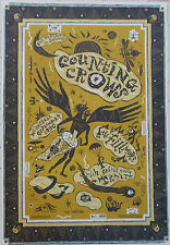COUNTING CROWS FILLMORE POSTER With TRAIN Origin Bill Graham F235 Adam McCauley