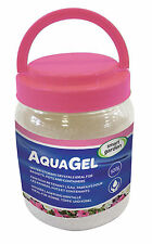Smart Garden AquaGel 1kg Water Retaining Storing Gel Crystals - 2 x 500g Pots