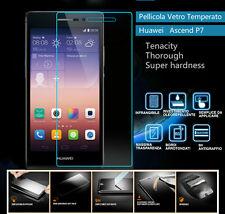 Pellicola vetro temperato per Huawei Ascend P7 protettiva schermo