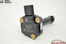 BMW ENGINE OIL LEVEL SENSOR UNIT Germany Genuine OE 12617607910