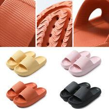 2020 Zapatillas de casa de última tecnología Suave Antideslizante Zapatillas De Baño Suela Gruesa