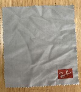 Ray-Ban Vintage Compact microfiber lens cloth