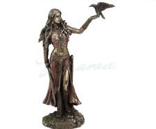 Morrigan Sculpture Celtic Goddess Of Birth, Battle and Death Statue Figurine