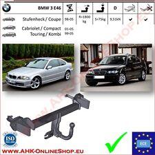BMW 3 SERIES TOURING SW E91 NO M3 05-11 GANCIO TRAINO ORIZZONTALE ESTRAIBILE