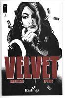 Velvet #1 - Image 2013 - HASTINGS RETAIL VARIANT - NM
