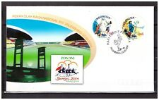 Indonesia 2004 FDC Sport Volleyball Soccer Stadium