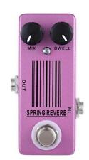 mosky pedal mosky Spring Reverb Pedal Guitar Effect Pedal And True Bypass