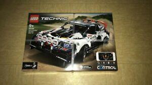 Légo technic 42109 App-controlled Top Gear Rally Car
