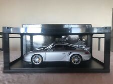 AUTOART PORSCHE 911 997 GT2 CLUBSPORT 1/18 - SILVER