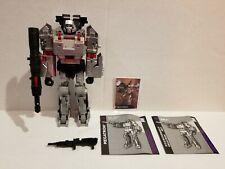 Transformers Combiner Wars Leader MEGATRON Complete Excellent