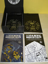 ROCK CANDY MOUNTAIN #1 - 2 Rare Blind Box Variants - IMAGE 25th ANNIV  Color B&W