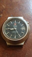 Omega Seamaster f300 Chronometer CONE Steel Case For Parts
