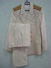 Russian Soviet Army Naval Ceremonial Parade Jacket Breeches Trousers Fleet Navy