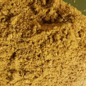 Fish Meal 5 LBS N-9 P-4 K-0 60 % Nitrogen Boost for your Garden an House Plants.