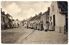 NEDERLAND 1908  ZEELAND  FOTO AK ELLEWOUTSDIJK