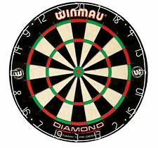 WINMAU Diamond Plus Bristle Dartboard