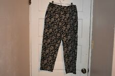 Crazy Horse Womens Floral Jean Size 8