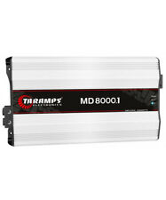 Taramps MD 8000 1 Channel Car Amplifier 1 Ohm Taramp's MD8000 3 Day Delivery