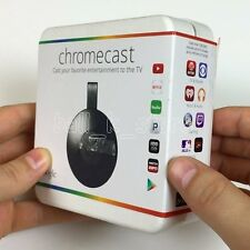Google Chromecast 2 HDMI Media Video Streamer 2015 NC2-6A5 (Black)