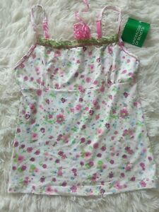 NWT Undercolors Of benetton Singlet Top - Size small