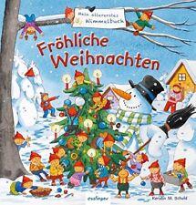 Mein allererstes Wimmelbuch * Fröhliche Weihnachten * esslinger Verlag