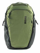THULE EnRoute Backpack 23L Rucksack Tasche Olivine / Obsidian Grün Schwarz Neu