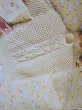 baby/ toddler knitting pattern  8 ply