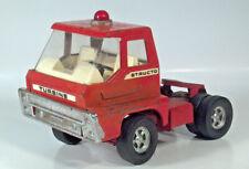 "Vintage Structo Turbine Semi Tractor Cab Truck 9.5"" Pressed Steel Scale Model"