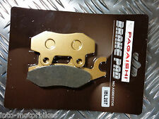 SEMI METAL FRONT BRAKE PADS FOR SUZUKI FX 125 F Shogun-R FD-112 04 F