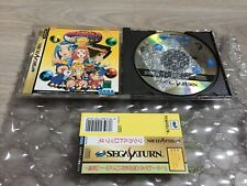 MAGICAL DROP 2-SEGA SATURN japan game !!
