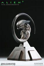 ALIEN 3 - Alien Fetal Queen Maquette SIDESHOW Statue 1/1 HR Giger