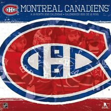 MONTREAL CANADIENS - 2021 MINI CALENDAR - BRAND NEW - 211057