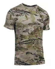 $40 Under Armour Threadborne Barren Camo Early Season Men's SMALL Shirt 1298961