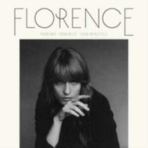 FLORENCE & MACHINE: HOW BIG HOW BLUE HOW BEAUTIFUL [Deluxe] Digipack CD