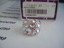 Lia Sophia Rock Candy Size 7 Ring RV $66 NIB