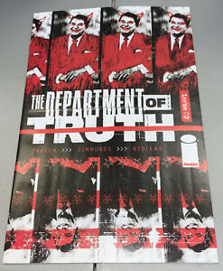 The Department of Truth #2 IMAGE COMICS 1st Print Cover A Tynion