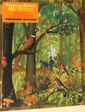 Puzzle Dans la forêt, Fernand Nathan, 1973 - Cavahel Vintage