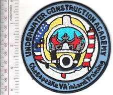 SCUBA Hard Hat Diving Virginia Underwater Construction Academy Chesapeake, VA bl