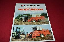 Bush Hog Lilliston 7000 Series Peanut Combine Dealers Brochure LZPA