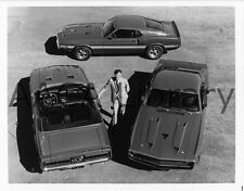 1969 Ford Shelby Mustang GT (3 Models), Factory Photo / Picture (Ref. # 74833)